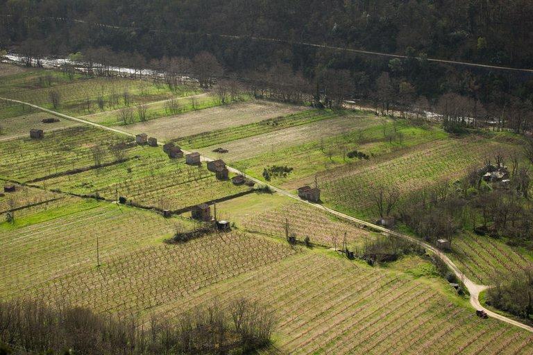 ©Simon Bugnon - Dolce Via - Ardèche - DUNIERE - Plaine des Avallons - 2015 avril - n°3.jpg