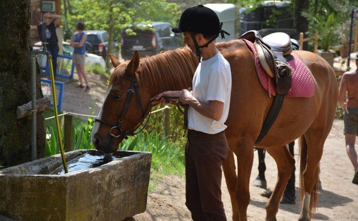 Photo Le Vergier Equestrian Centre