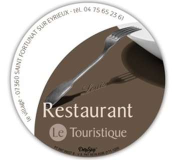"Photo Restaurant ""Le Touristique"""
