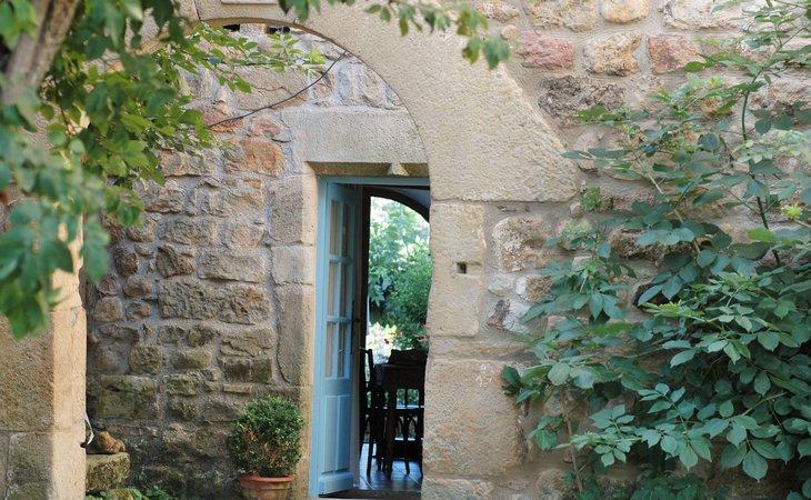 Photo Le Hameau de Burg - gîte Le Picodon (2 pers.)