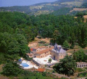 Photo Domaine d'Urbilhac - Le château