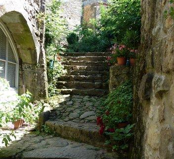 Photo Le Hameau de Burg -  gîte Le Romarin (2 pers.)
