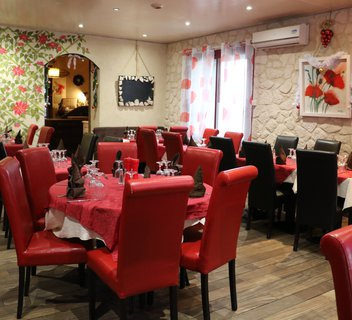 "Photo Restaurant Pizzeria ""La Treille"""