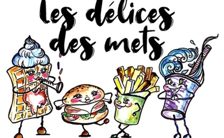 """Photo Foodtruck """"Les Délices des Mets"""" (vente à emporter)"""