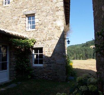 Photo Domaine du Rey - Hortensias