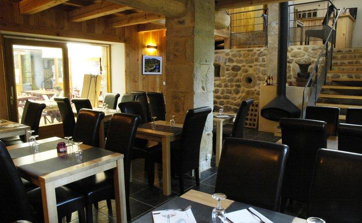 """Photo Restaurant  """"le Mas de Champel"""""""