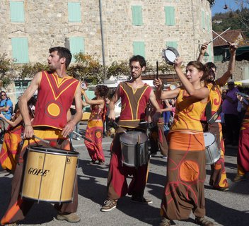 Photo The Ardeche chestnut festivals
