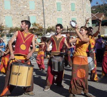 Photo 20 ans des castagnades d'automne en Ardèche