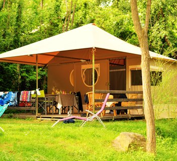 Photo Camping Coeur d'Ardèche