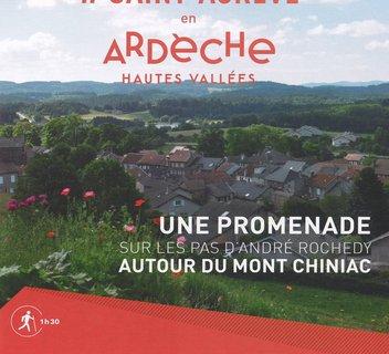Parcours découverte : sur les pas d'André Rochedy autour du Mont-Chiniac