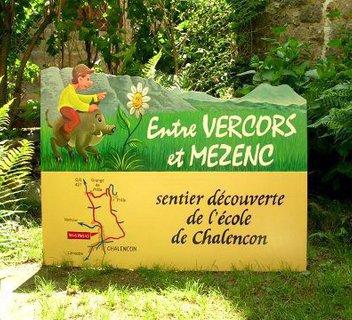 """Sentier de découverte """"Faune et Flore"""""""