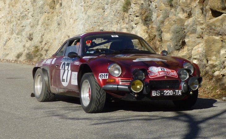 Photo 23ème Rallye de Monte Carlo Historique