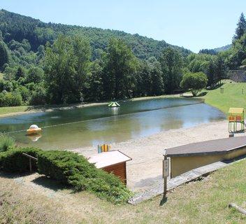 Plan d'eau de Saint-Martin-de-Valamas